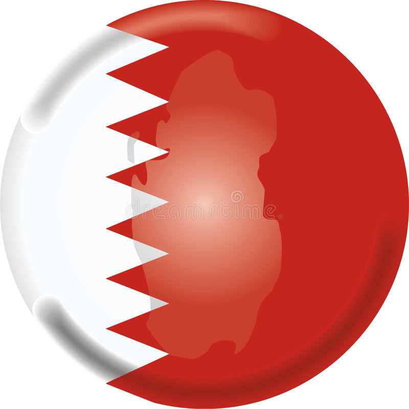 Le Qatar illustration libre de droits
