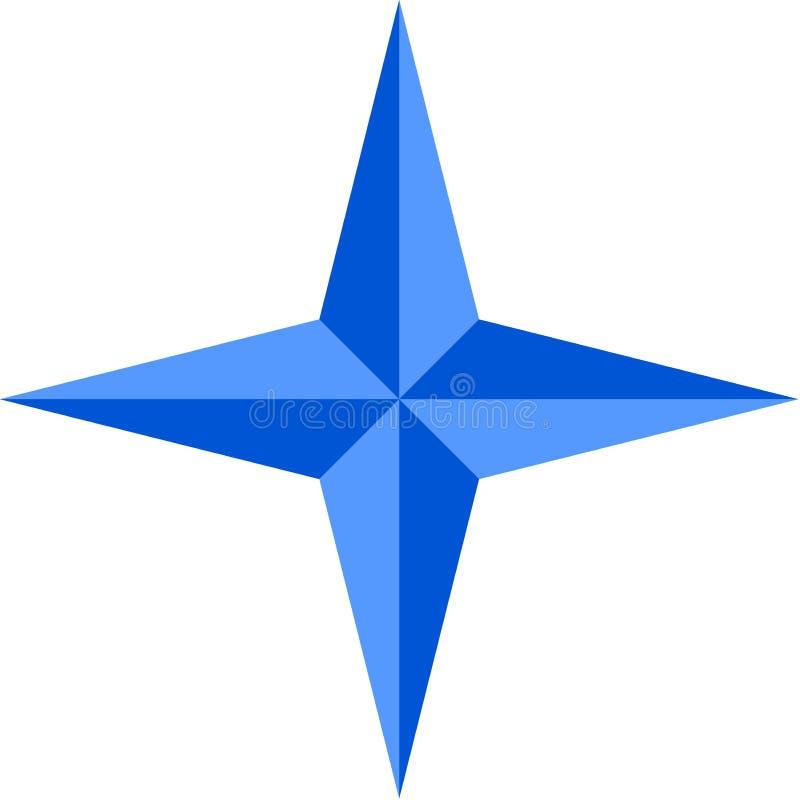 Le quadrilatère est unique et intéressant illustration libre de droits