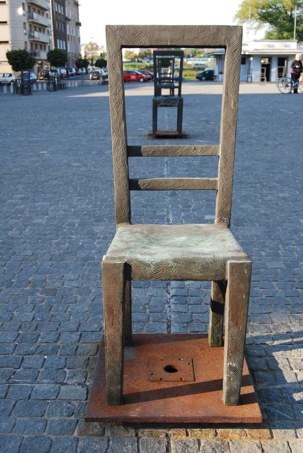Le quart juif dans le krakov photographie stock