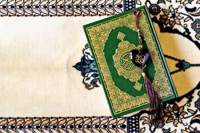 Le Quran saint images libres de droits