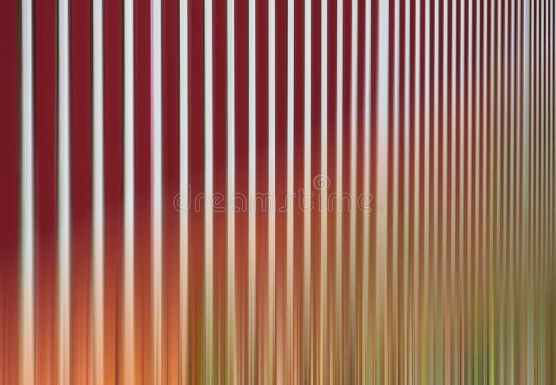 Le résumé barre le brun de rayures verticales photo stock