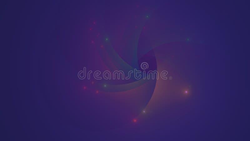 Le recouvrement coloré forme le fond abstrait photo stock