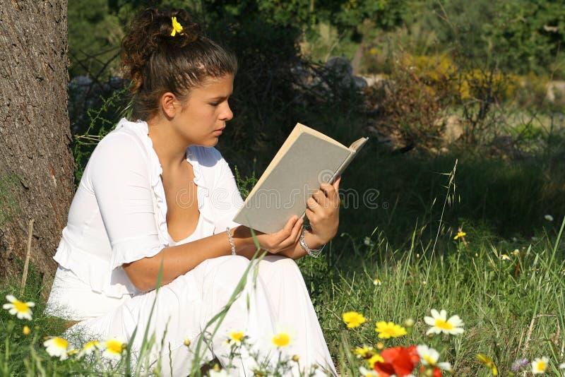 Download Le relevé image stock. Image du été, beauté, femme, étude - 730445
