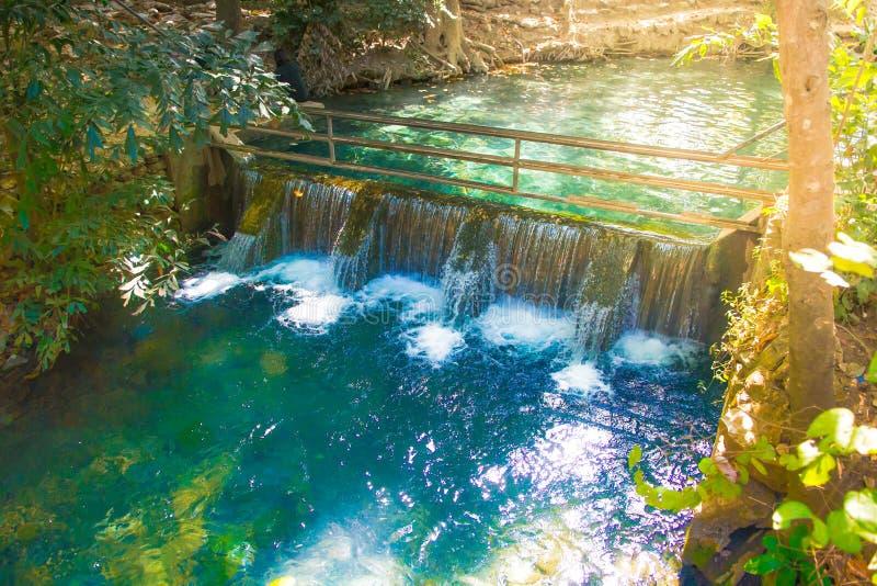 Le ressort naturel jaillit Chong Khao Yai image stock