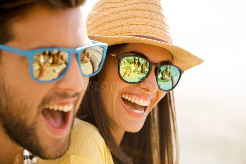 Le rire est bon photo libre de droits