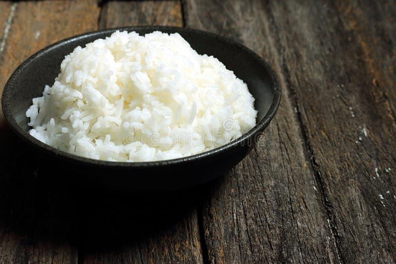 Le riz cuit photos stock