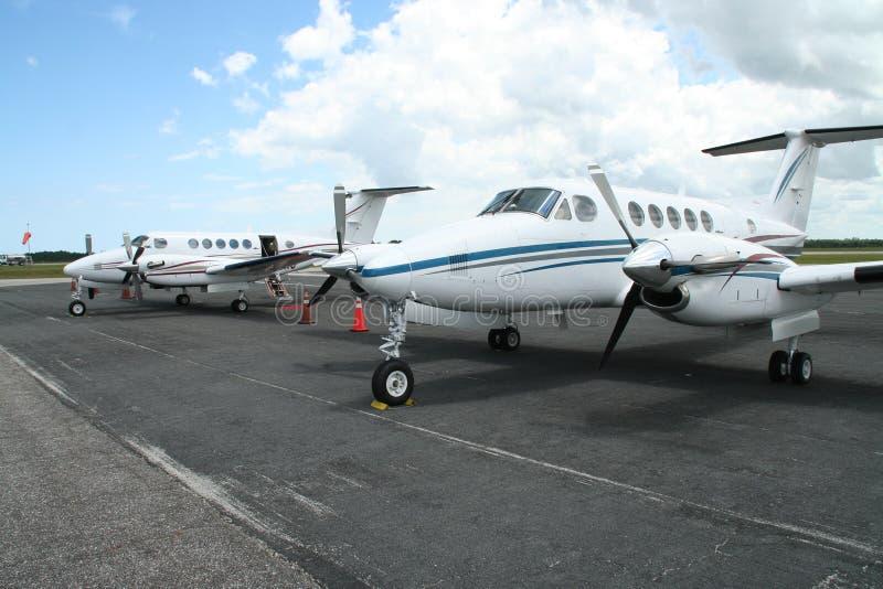 Le Roi Air 200 de Beechcraft image libre de droits