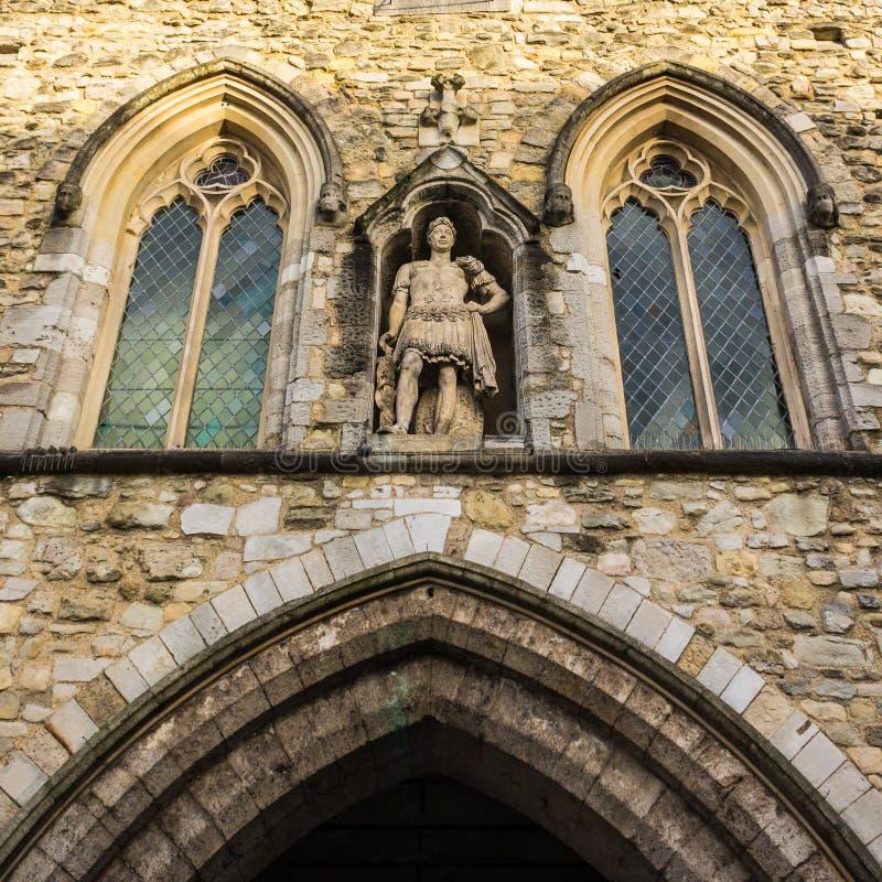 Le Roi George III photographie stock libre de droits