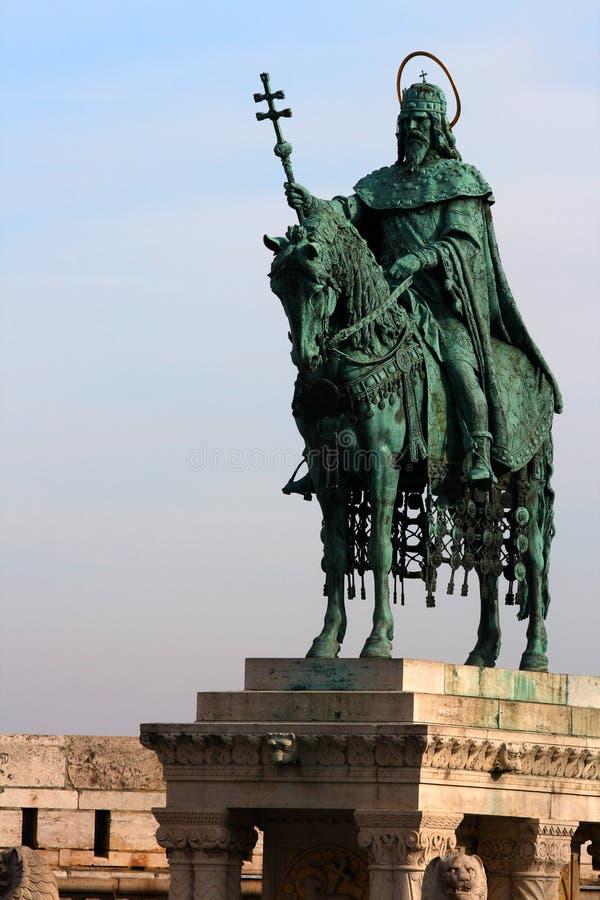Le Roi Monument photo libre de droits