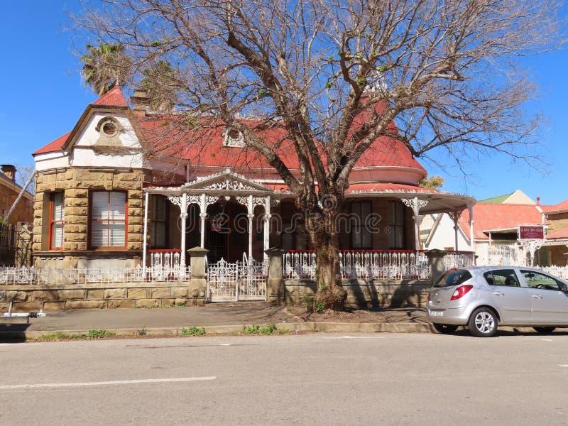 Le Roux Townhouse imagen de archivo libre de regalías