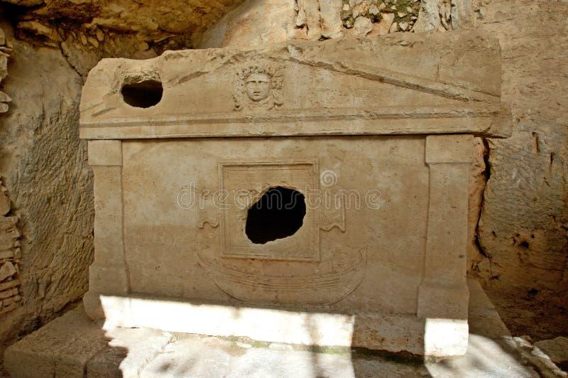 Le rovine delle civilizzazioni antiche ancora extant immagini stock
