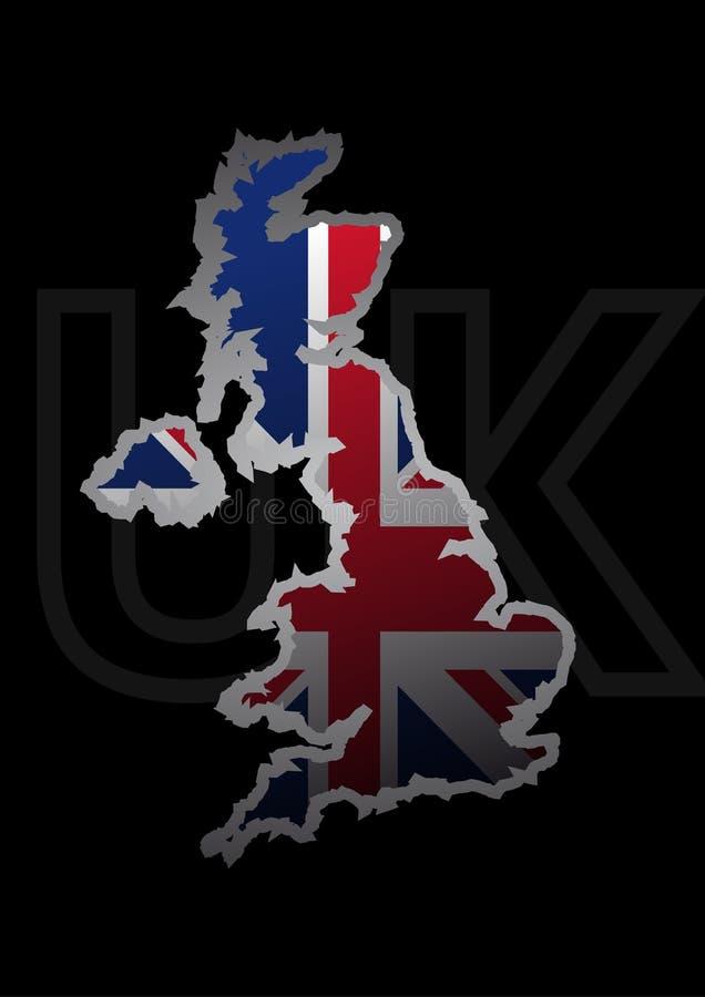 Le Royaume-Uni images libres de droits