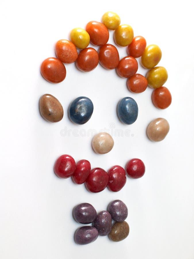 Download Le sött arkivfoto. Bild av sötsaker, vitt, godis, rött - 289610