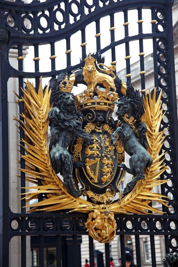 Le sceau royal image stock