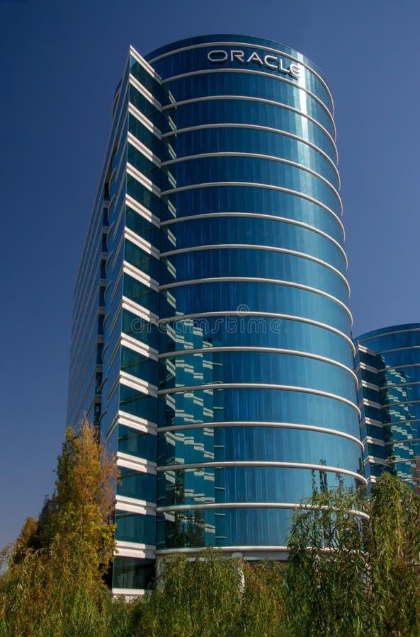 Le sedi di Oracle immagini stock libere da diritti