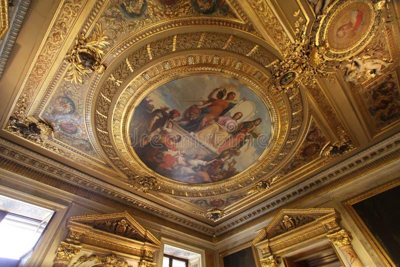 Le Senat, Palais Du Luxembourg, Paris, France Stock Images