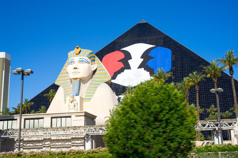 Le signe de l'accueil vers Las Vegas fabuleux, Nevada photos libres de droits