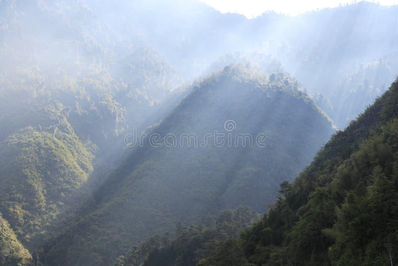 Le Sikkim image libre de droits