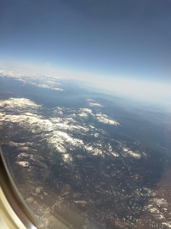 Le skyview est beau image libre de droits