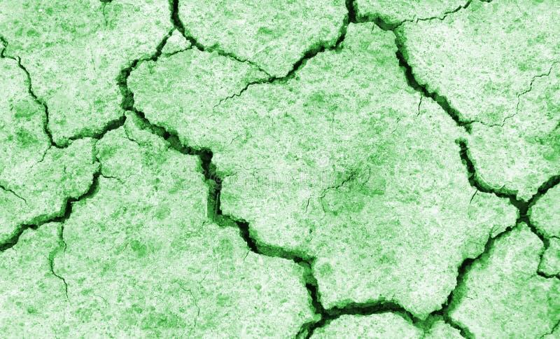 Le sol de fente la saison sèche, réchauffement global/a fendu la boue sèche/sèche le fond criqué de la terre/terre criquée, la te photo stock