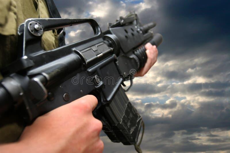 Le soldat photo libre de droits