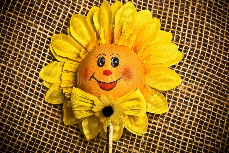 Le soleil d'automne image stock