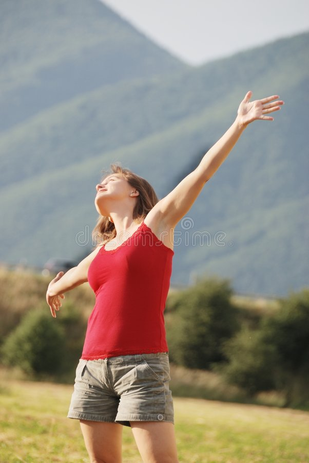Le soleil de culte photo libre de droits