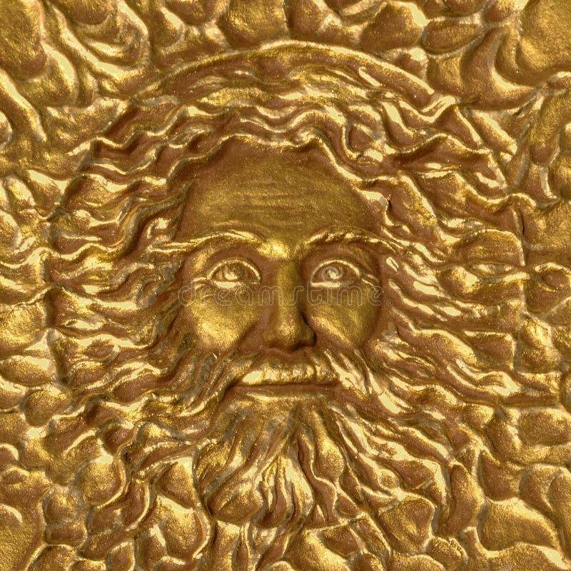 Le soleil de Dieu photographie stock