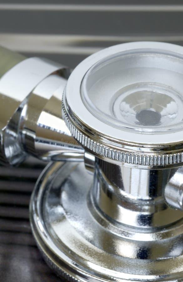 Le stéthoscope 2 photos stock