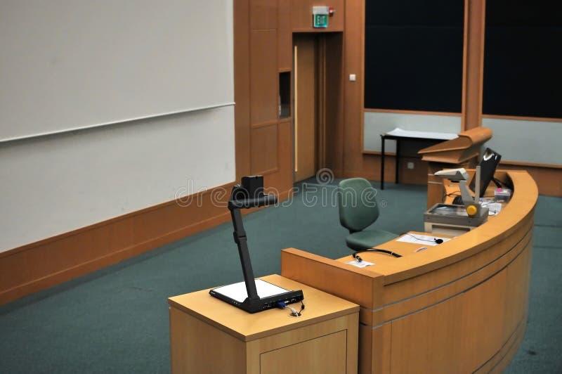 Le stand du haut-parleur photos libres de droits