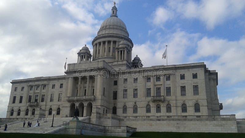 Le Statehouse images libres de droits
