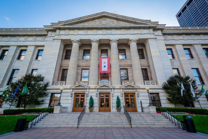 Le Statehouse de l'Ohio, ? Columbus, l'Ohio image stock