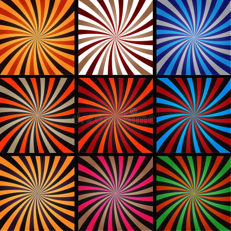Download Le Style D'art De Bruit De Super Héros D'explosion De Bande Dessinée A Coloré Des Lignes Fond De Radial Illustration de Vecteur - Illustration du fond, souffle: 76075539