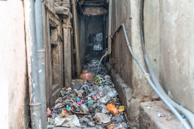 Le style de la vie indien photo libre de droits