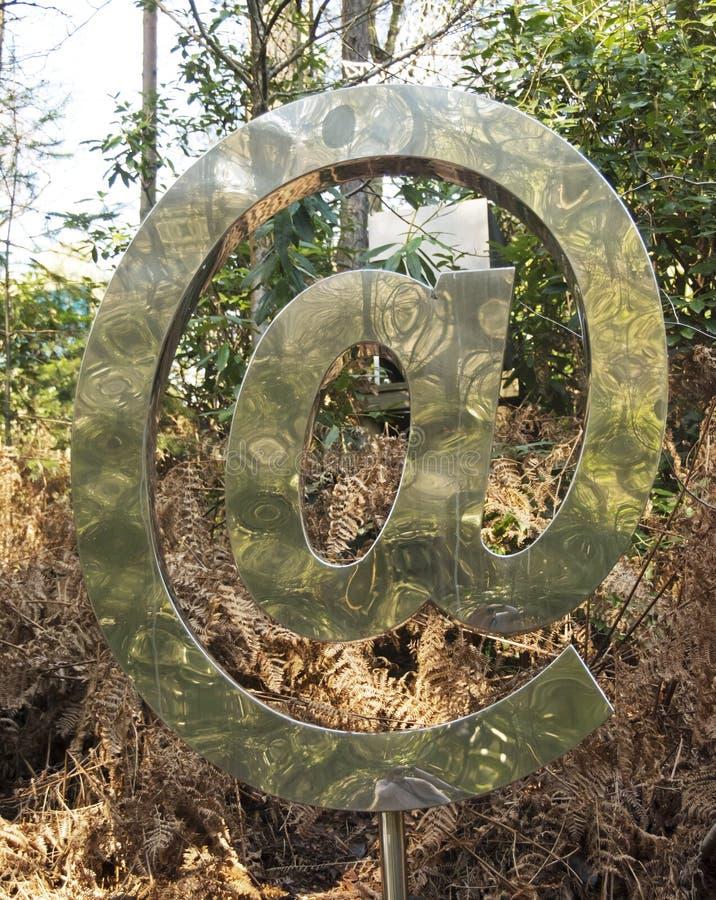 @ le symbole dans les bois images libres de droits
