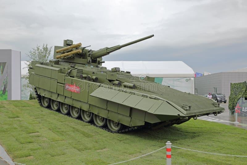 Le T-15 Armata photos stock