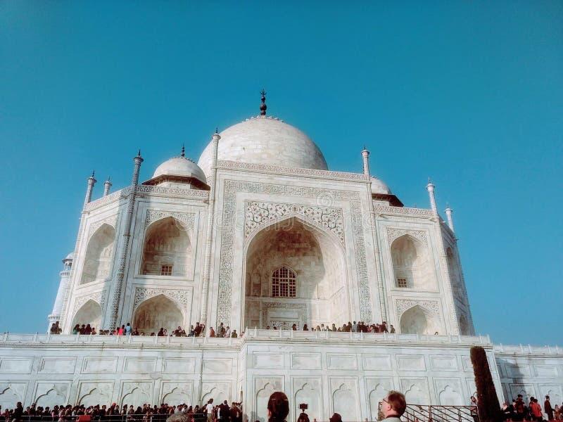 Le Taj Mahal photo stock