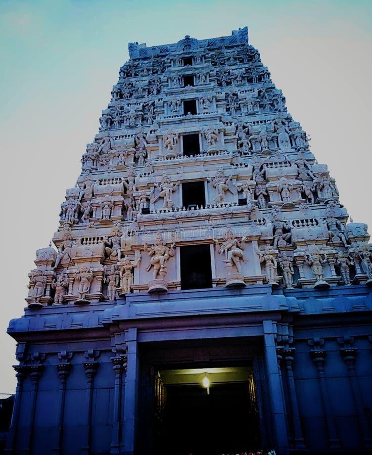 Le temple photos libres de droits