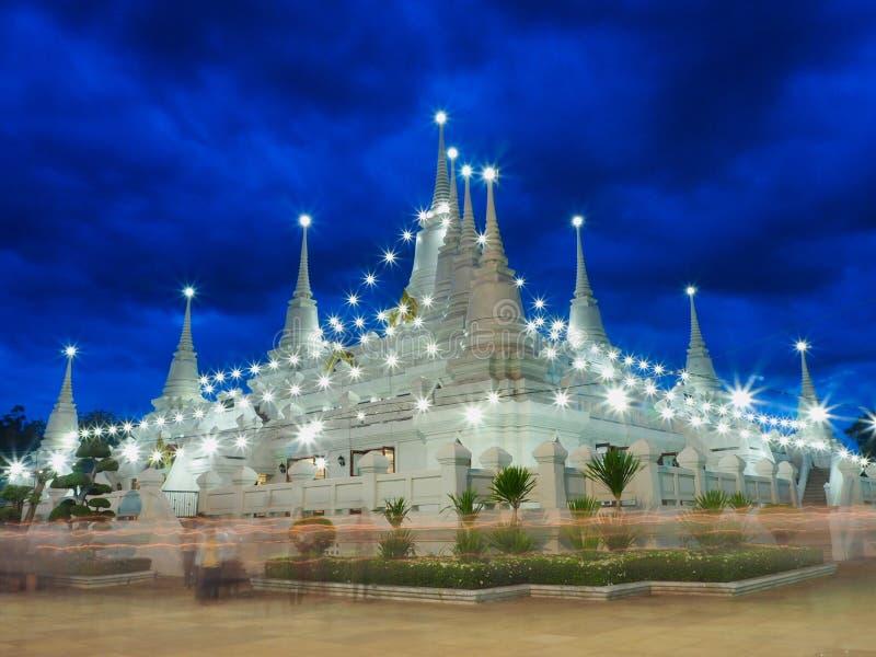 Le temple photos stock