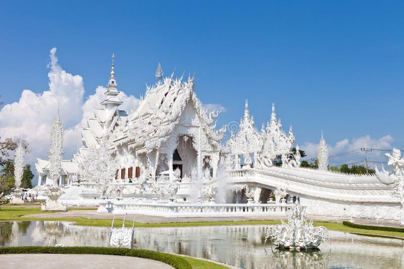 Le temple célèbre de la Thaïlande images libres de droits