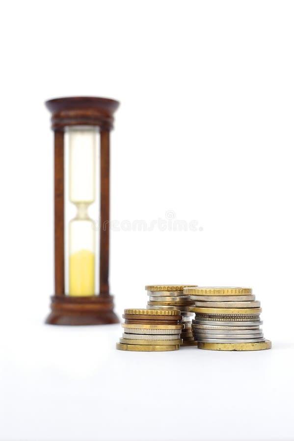 Download Le Temps, C'est De L'argent Image stock - Image du dime, finances: 733431