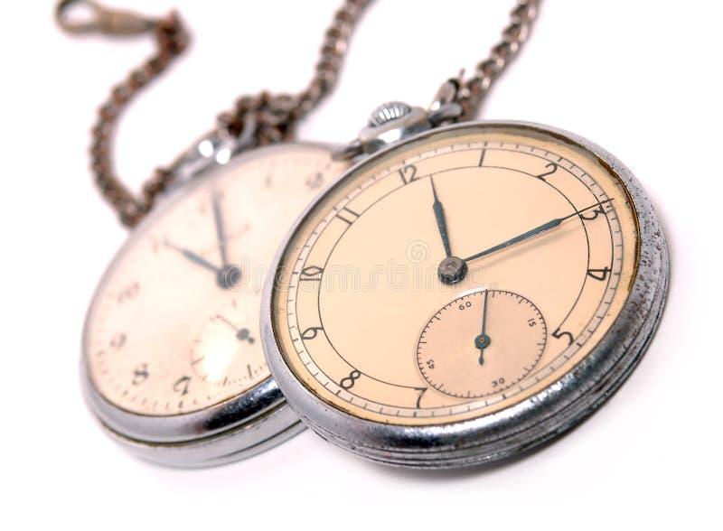 Le temps porte la rouille et la poussière photographie stock