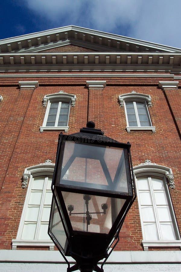 Le théâtre de Ford dans DC de Washington image libre de droits