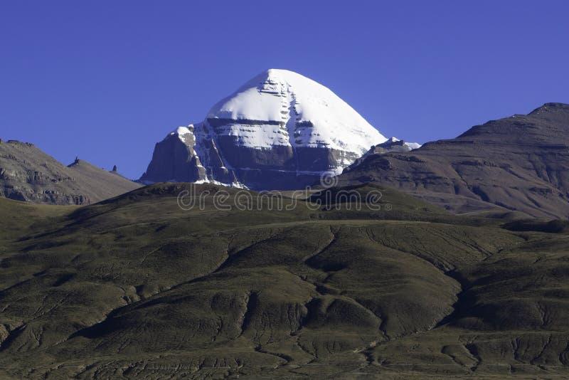 Le Thibet : kailash de support images stock