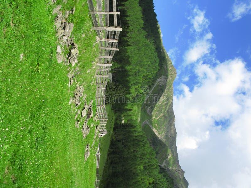Le Tirol photo stock