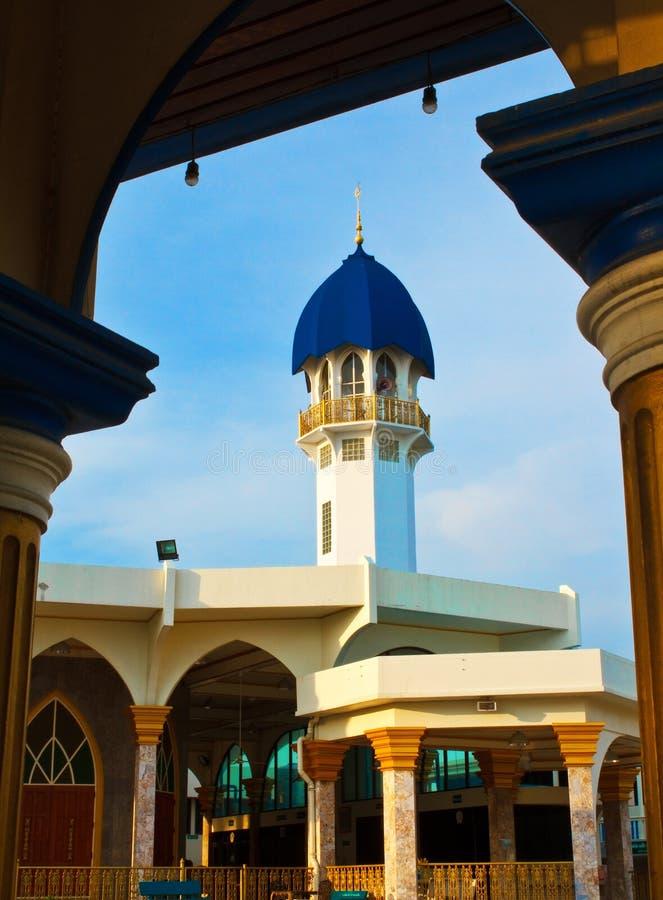 Le toit de la mosquée photos libres de droits