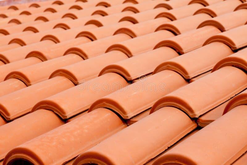 Le toit essente le fond photo stock