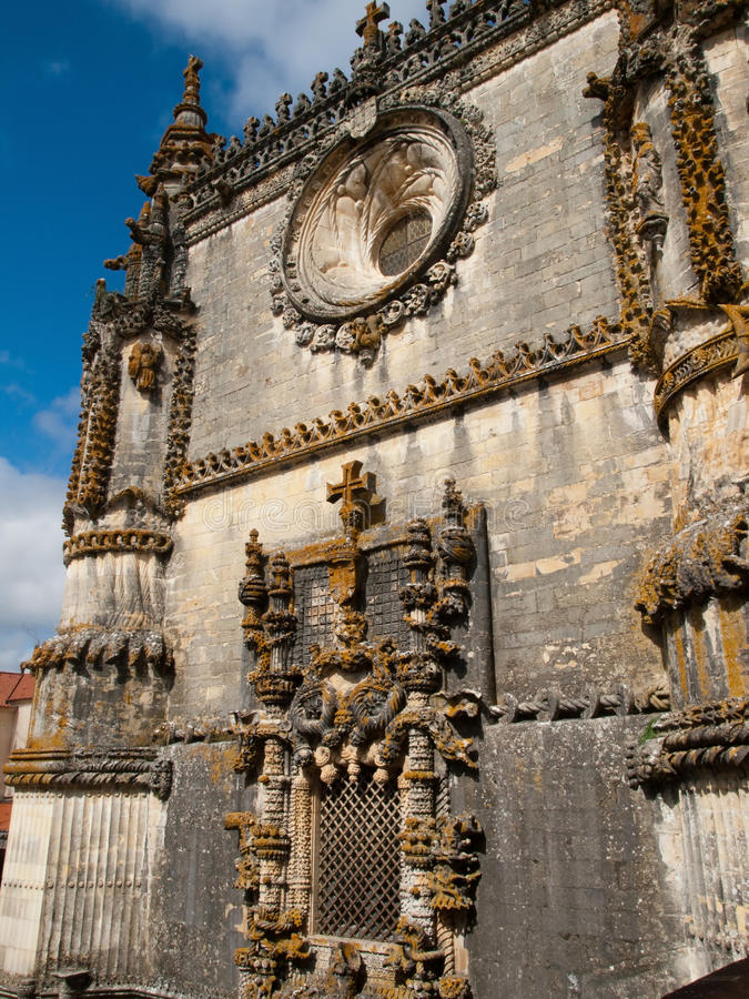 Le Tomar-Portugal image stock