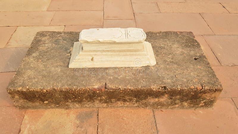 Le tombe dei righelli musulmani al complesso di Humayun Tomb fotografie stock