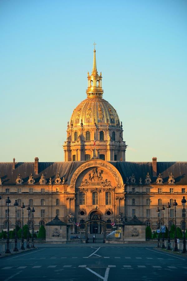 Le tombeau de Napoleon photographie stock libre de droits